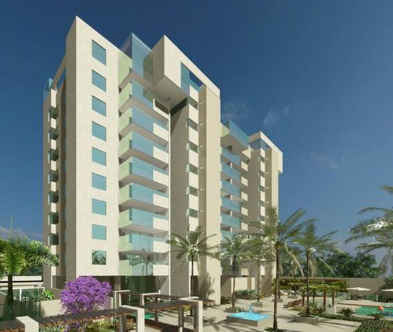 Apartamento de luxo no bairro do Farol, 04 quartos, 211 m², varanda, Perfeito!