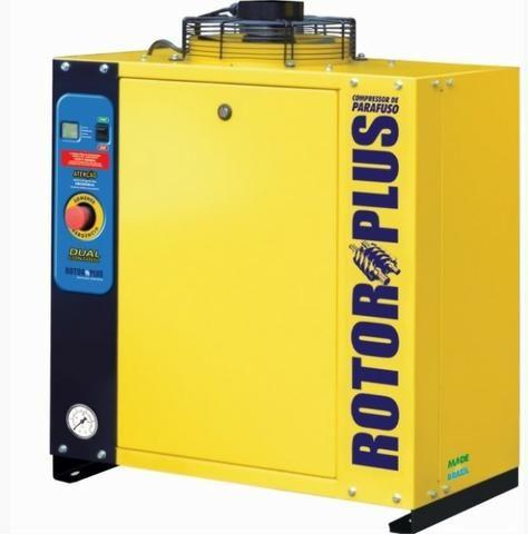 Compressor Parafuso 20cv 78pcm / 131psi sem reservatório 380v trifásico Metalplan
