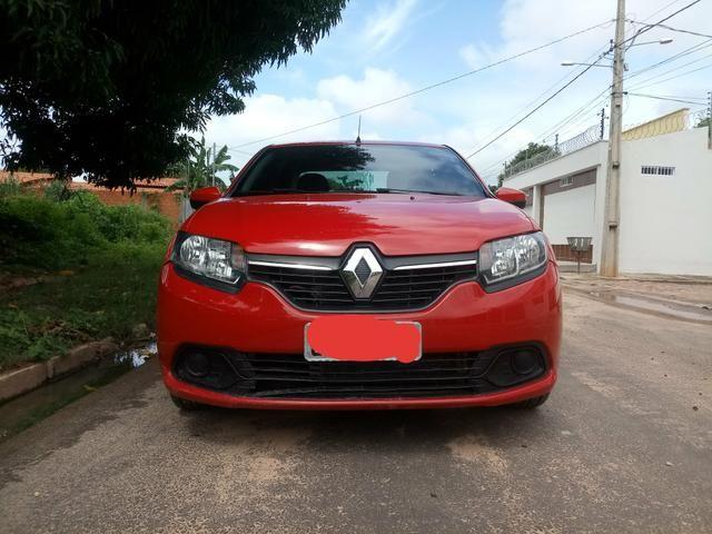 Vendo um Renault Logan expression 1.6 - Foto 2