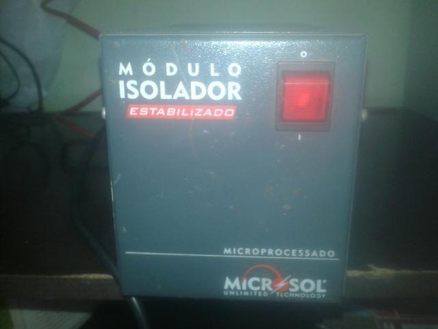Estabilizador Módulo Isolador