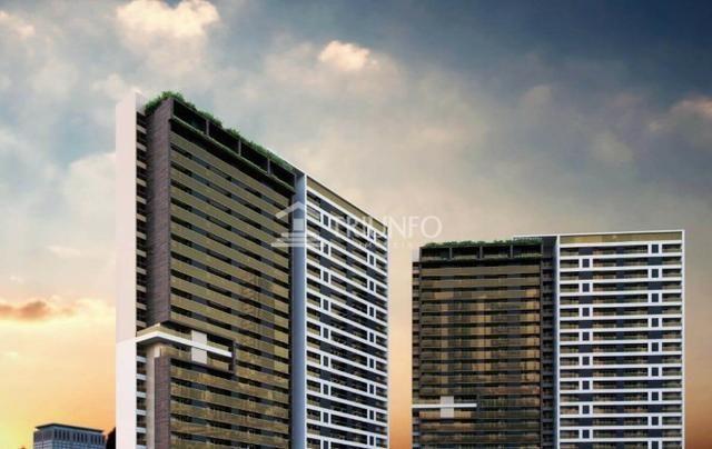 (EXR35782) 100m², 4 suítes, 3 vagas, Na planta   Apartamento no Bairro Joaquim Távora