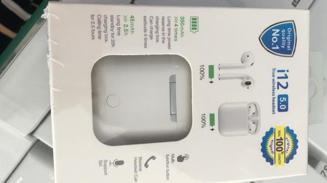 Fone via Bluetooth i12