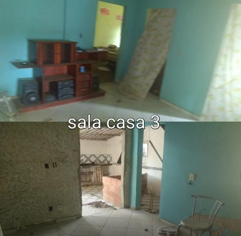 Terreno com 3 casas - Foto 16