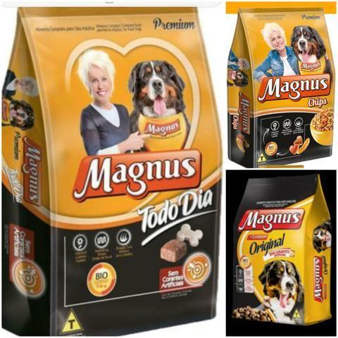 Ração Magnus Premium TodoDia Adulto 25kg *Avista