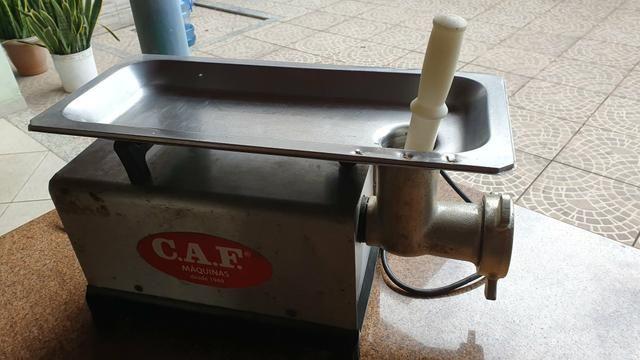 Moedor de carne + canhão - Foto 2