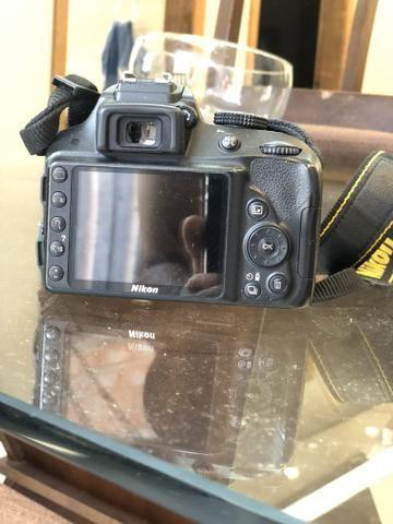 Vendo Nikon d3300 - Foto 5