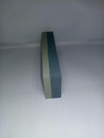 Pedra Amolar Afiar Faca security Dupla Face uso domiciliar ou profissional - Foto 3