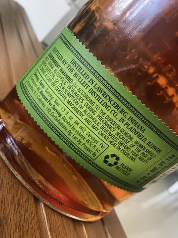 Whiskey Bulleit 95 Rye - Foto 3