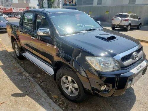 Toyota Hilux 3.0 SRV 4X4 CD 16V TURBO INTERCOOLER DIESEL 4P AUTOMÁTICO - Foto 2