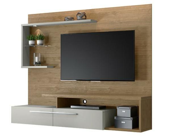 Painel para TV Floripa até 60 Polegadas com LED - Foto 2