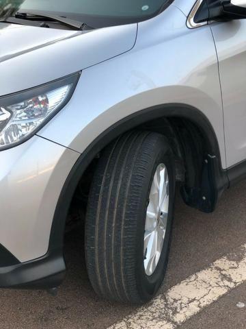 Honda CR-V ELX 4WD Prata 12/12 Segundo dono - Foto 8