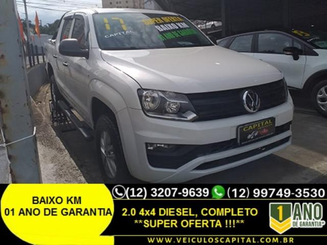 VOLKSWAGEN AMAROK 2.0 CD 4X4 S DIESEL MANUAL - Foto 4