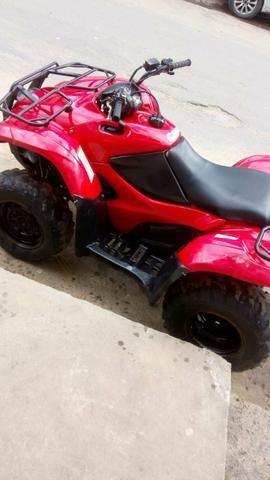 Quadriciclo Honda TRX 420 CC 2013