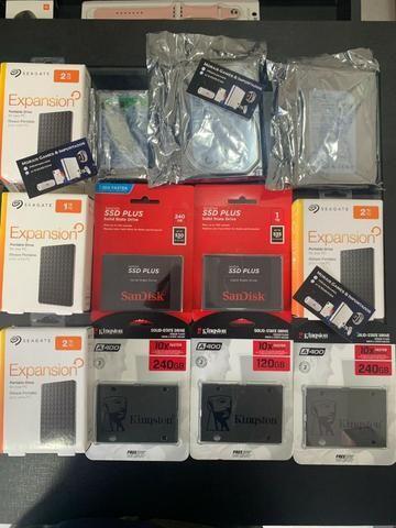 Promoção de HD SSd Lacrado, Original 120gb e 240GB, 480GB Confira ! - Foto 2