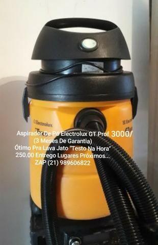 Aspirador Electrolux GT Prof3000(Com Garantia)Entrego