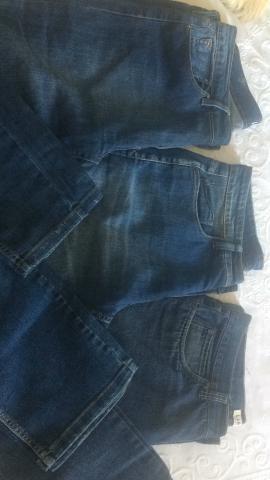 3 jeans masculino TAM 42 tudo por 50