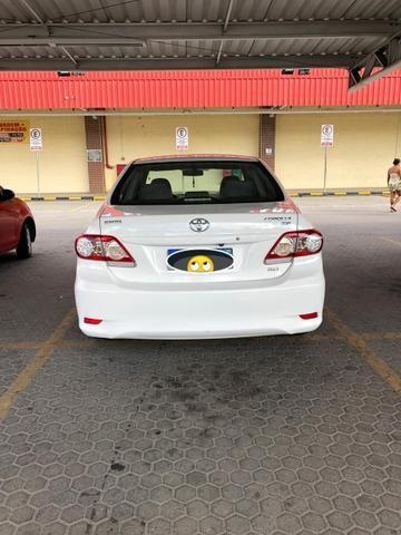 Toyota Corolla 2.0 Dual VVT-i automático flex - Foto 2