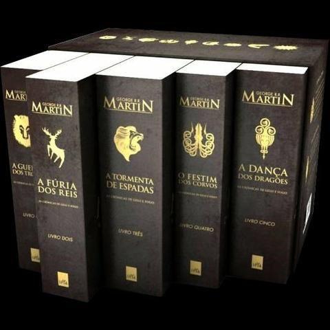 Box de colecionador Game of Thrones - Foto 4