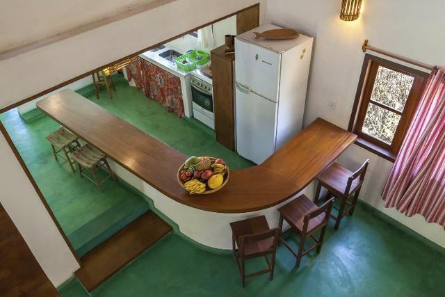 Casa na paradisiaca Praia do Espelho-Trancoso, 3 suites+1 quarto - Foto 7