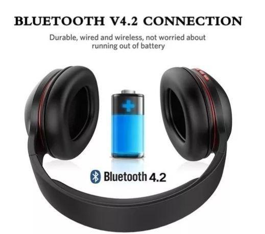 Fone de ouvido sem fio Bluetooth - Aceito Cartão - Foto 4