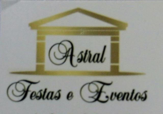Astral Festas e Eventos - Casa de recepções