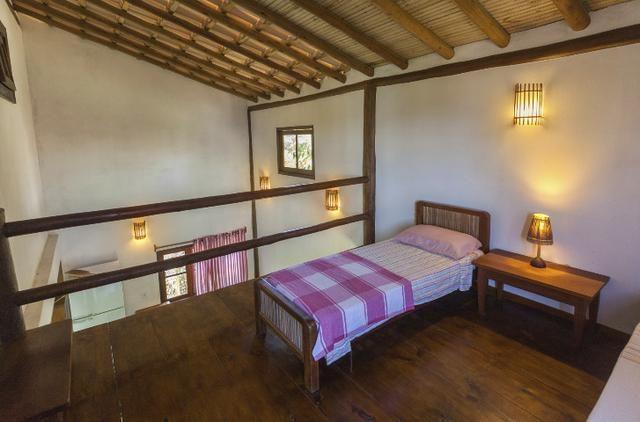 Casa na paradisiaca Praia do Espelho-Trancoso, 3 suites+1 quarto - Foto 9