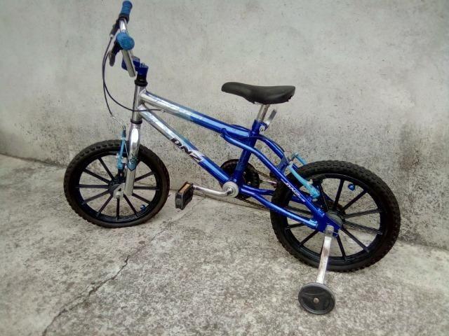 Bicicleta Ligth aro 16 semi nova - Foto 6