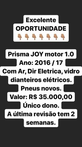 Carro Prisma Joy - Foto 5
