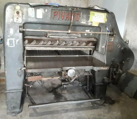 Maquinário De Produção Gráfico Completo - Foto 3