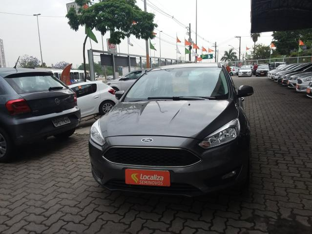 FORD FOCUS 2018/2019 2.0 SE FASTBACK 16V FLEX 4P POWERSHIFT