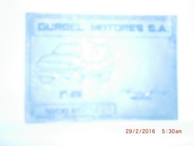 Gurgel BR 800 todo original, para colecionadores - Foto 11
