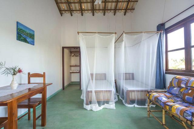 Casa na paradisiaca Praia do Espelho-Trancoso, 3 suites+1 quarto - Foto 12