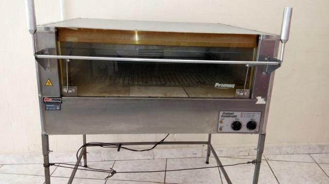Forno Industrial Promaq 220 300° 90x90 Proels-4