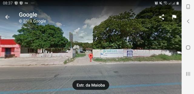 Vendo terreno p construcão de condominio prox forquilha