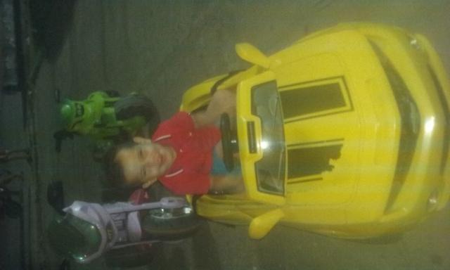 Camaro Elétrico de brinquedo - Foto 2