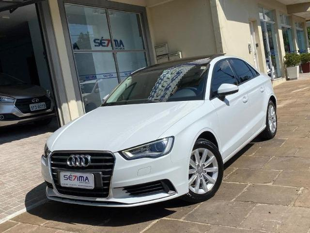 A3 Sedan Attraction 1.4 TFSI / Teto - 2015