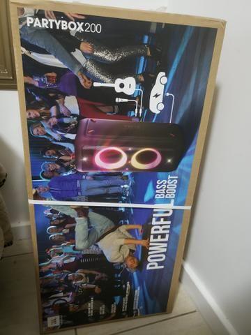 Party Box Jbl 200 - Foto 2