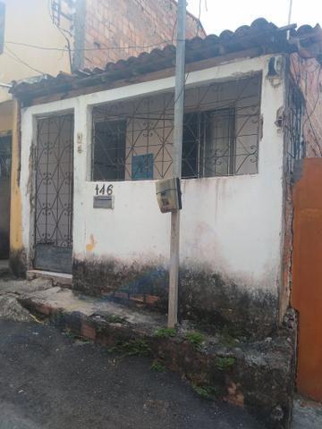 Vendo casa Cajazeira próximo a rótula da ferinha - Foto 3