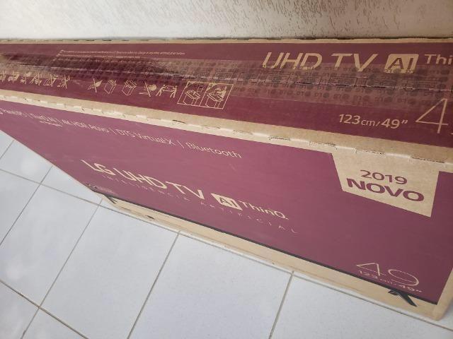 "[Lacrada] Smart TV LG 49"" 2019 com Bluetooth - Foto 2"