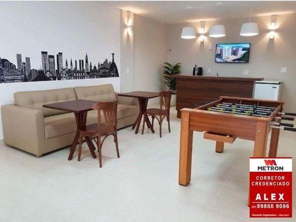 ALX - 26 - Mude para Morada de Laranjeiras - Apartamento de 2 Quartos com Varanda - Foto 8