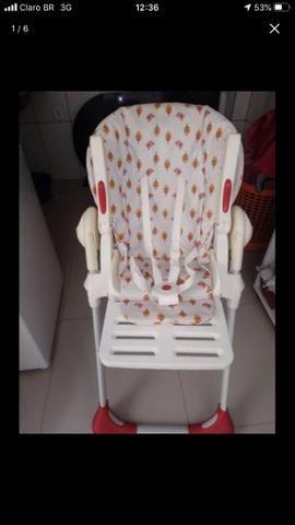 Cadeira Chicco amamentação