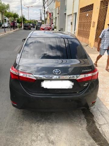 Corolla XEI 2017 único dono R$ 77.500,00 extra - Foto 2