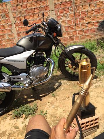 Vendo ou troco moto Sport 150 - Foto 2
