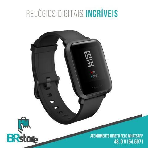 Smartwatch Xiaomi Amazfit Bip lacrado Original