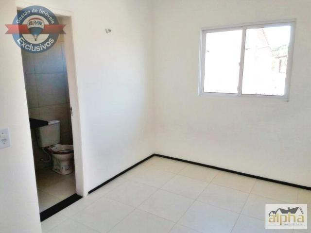 Casa Duplex Fino Acabamento- Região da Parangaba- Ultima Unidade- Pronta Pra Morar - Foto 11