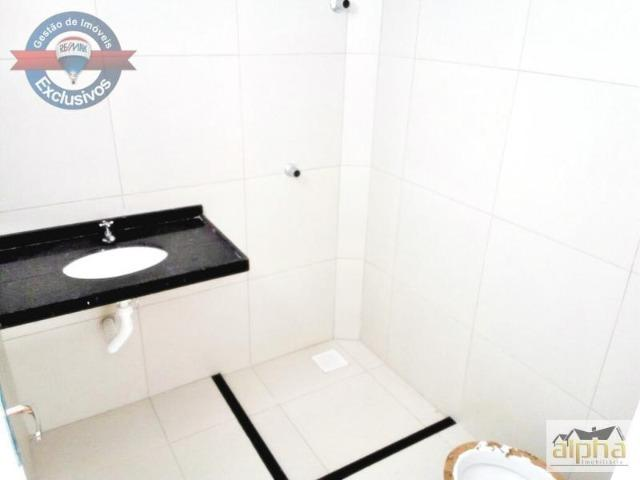 Casa Duplex Fino Acabamento- Região da Parangaba- Ultima Unidade- Pronta Pra Morar - Foto 13