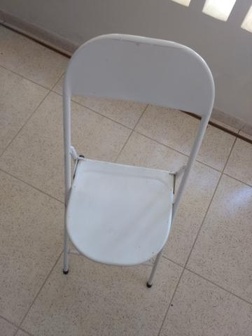 Cadeira de alumínio - Foto 3