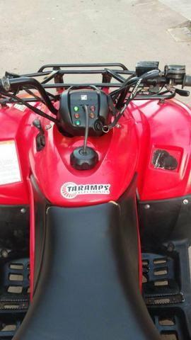 Quadriciclo Honda TRX 420 CC 2013 - Foto 4
