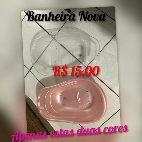 PROMOCAO Banheira Nova