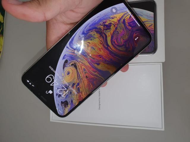 IPhone XS MAX 64GB GARANTIA E NOTA FISCAL - Foto 4